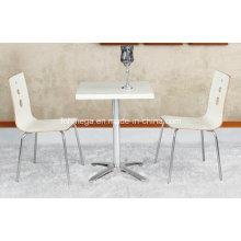 Nouveau meuble de design Table de café à bois bon marché (FOH-BC17)