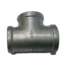 "3/4"" Equal Banded Galvanized Tee Malleable Iron Pipe Fittings"
