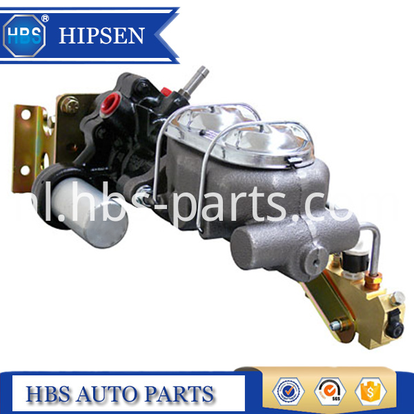 Three Function Combination Brake Proportioning Valve