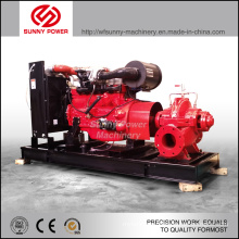 10inch Water Pump for Fire Fighting Driven by Diesel Engine