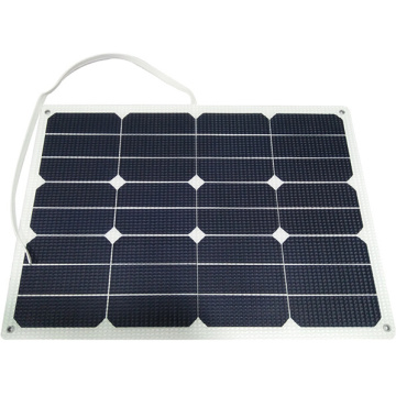 Panel solar ultrafino Super Light Sunpower flexible con material de ETFE