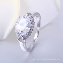wholesale high quality latest design diamond women ring prices in pakistan