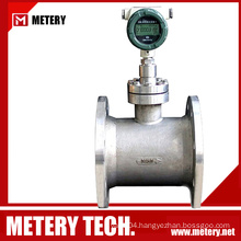 High accuracy digital lpg flow meter