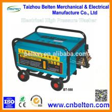 BT-588 1-3Mpa 30L/Min 220V 380V 2.5KW 50HZ 700-800R/Min Mini Cordless Electric Pressure Washer