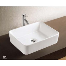 Hot Selling Wash Basin with Bathroom Accessories (W7167)