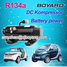 Niederspannungs-Klimaanlagen für Autos mit hermetischen Dreh-bldc Elektro-Auto Wechselstrom-Kompressor