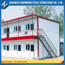 Prefabricated Steel Modular House Labor Camp