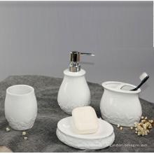 Accessoires de salle de bain de style Ikea classique (ensemble)