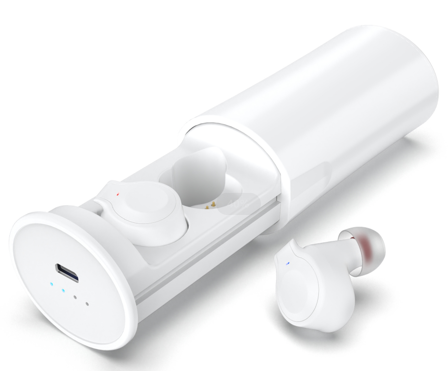 Wireless Earbuds with Immersive Sounds