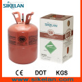 Non-Combustible, Refrigeration R407c Refrigerant Gas with Good Effect