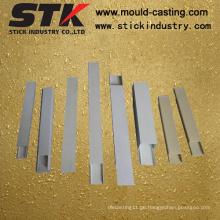 Passen Sie Design Plastik Extrusion & Kunststoff Profil