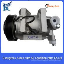 For NISSAN teana compressor parts 12v china supplier