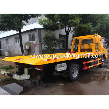 JAC Flat-bed Tow Wrecker ขาย