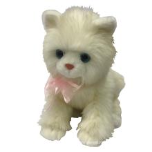 Plush Lifelike Cat Toy