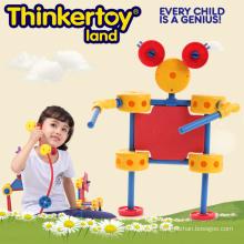 China Plastic Building Block Bicks Construit Toy Cheapest