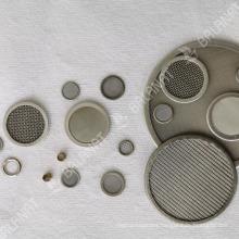 Stainless Steel Circular Mesh Disc
