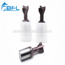 BFL CNC Spiral Cutter Bit Tungsten Carbide Dovetail Cutter Tool Bit