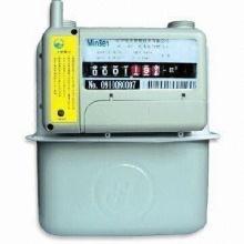 Беспроводной дистанционный интеллектуальный газовый счетчик