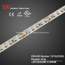 UL High CRI Epistar 1210 LED-Streifen mit hoher Dichte LED-Licht