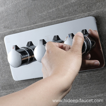 HIDEEP Bathroom Tubs Showers Faucet