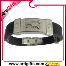 From china manufacture cheap custom stainless steel jewelry bracelet