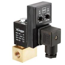 Contador de tiempo eléctrico controlado solenoide válvula de drenaje automático (CS-720)
