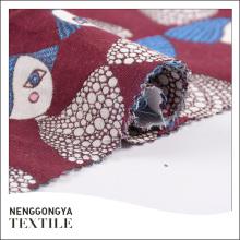 Custom design Professional Comfortable fashion jacquard cotton fabric