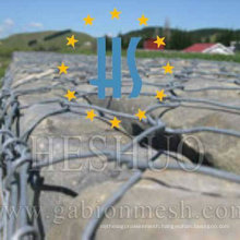 River Protection Galvanized Gabion Basket