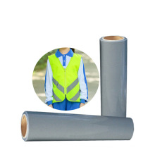 Easy Weed 50cm Silver Best Reflective HTV Heat Transfer Vinyl Film Roll for safety clothes