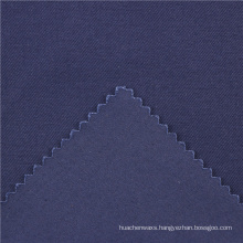 21x21+70D/140x74 264gsm 144cm deep sea blue double cotton stretch twill 2/2S china factory fabric history spandex fabric