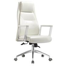 Chaise de patron en cuir moderne en cuir haut de gamme (HF-A1501)