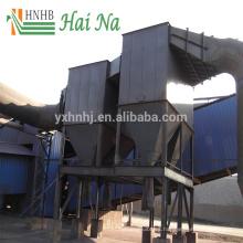 Gran depósito de polvo de ciclón de tratamiento de gas de residuos