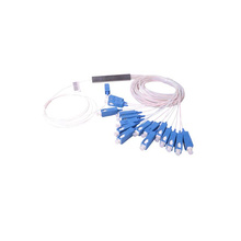 Mod Single Fiber Optical Cable Splitter Coupler