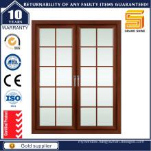 Economy Powder Coating Aluminum Sliding Door 7150