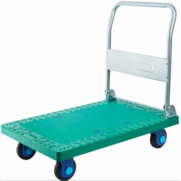 Kunststoff Handcart (895X595mm) (grün)