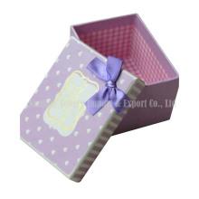 Joyas de regalo al por mayor / joyas pulsera caja de regalo de papel