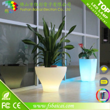 LED Illuminated Commercial Pot