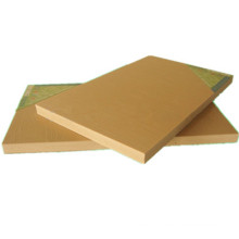 High Strength Cheap Building Materials /WPC Building Template 1220*2440*15