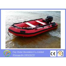 Ce PVC / Hypalon Fischerboot, Ruderboot