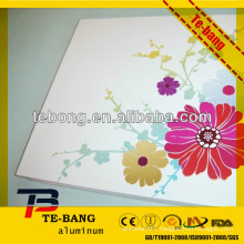 High Definition Sublimation Photo Printing on Aluminum Sheets by printer