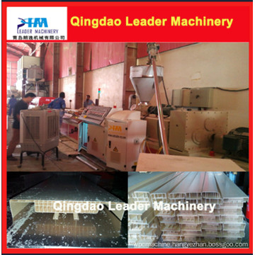 PVC Profile Machine, Plastic Profile Making Machine