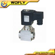 China Shenzhen miniature stainless steel 304 solenoid valve