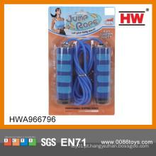 Quente venda ao ar livre set corda de salto de borracha de 2,3 m