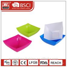 HAIXING Popular Square Plastic bowl