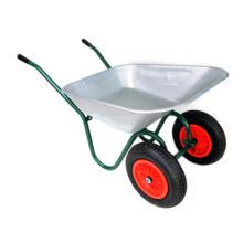 Brouette de roue en métal pour le marché européen