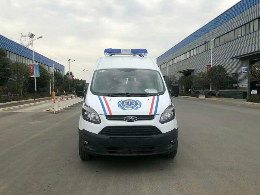 Negative Pressure Ambulance 2