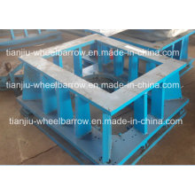 China′s High Quality Best-Selling Single Wheel Wheel Barrow Moulds Wb3800
