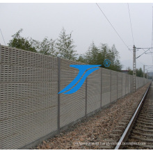 High Quality Sound Barrier, Highway /Railway Sound/Noise Barrier Factory
