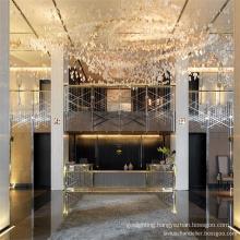 Classic charming design custom shopping Luxury chandelier
