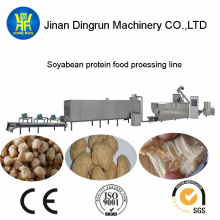 China factory price textured soybean extruder